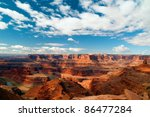 View From Dead Horse Point Of...