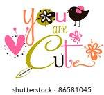Cute Script Card