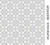seamless mosaic pattern... | Shutterstock .eps vector #86654539