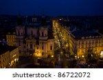 Christmas Time In Prague  Czec...