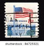 united states   circa 1996  a... | Shutterstock . vector #86725321