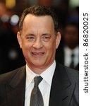 Tom Hanks Arrives For The ...