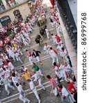 Pamplona  Spain  July 8 ...