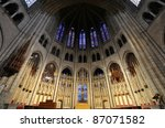 Altar Of Riverside Church Of...