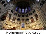 Altar Of Riverside Church Of...