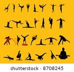 vector sport | Shutterstock .eps vector #8708245