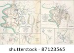 Maps Of The Battlefield  Of...