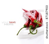 ������, ������: hot chili peppers on
