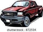 4x4 jeep. | Shutterstock .eps vector #872534