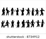 concert | Shutterstock .eps vector #8734912