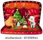 illustration of isolated...   Shutterstock . vector #87358961