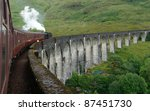 The Glenfinnan Viaduct In...