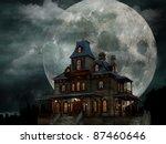 Haunted House   A Creepy...