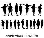 minority | Shutterstock .eps vector #8761678