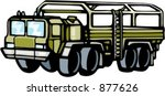 military truck. check my...