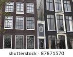 Holland  Amsterdam  The Facade...