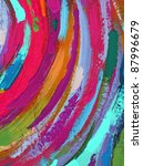 Acrylic Painting Abstract...