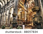 Interior Of Cathedral Of...
