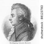 Wolfgang Amadeus Mozart  ...
