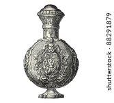 Perfume Bottle   Vintage...