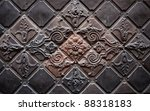 abstract architecture details   Shutterstock . vector #88318183