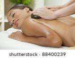 an african american  woman... | Shutterstock . vector #88400239