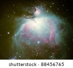 Nebulae In Space   Orion...