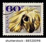 poland circa 1969 a stamp...   Shutterstock . vector #88520098