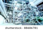 industrial zone  steel... | Shutterstock . vector #88686781