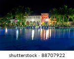 buildings with night... | Shutterstock . vector #88707922