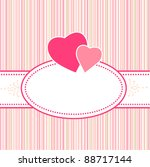 birthday  greeting  valentine... | Shutterstock . vector #88717144