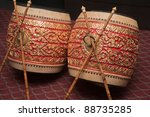 thai drum | Shutterstock . vector #88735285
