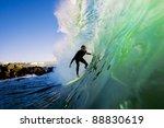 ocean wave   Shutterstock . vector #88830619