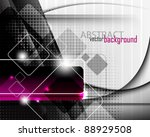 eps10 vector abstract elegant... | Shutterstock .eps vector #88929508