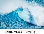 ocean wave   Shutterstock . vector #88963111