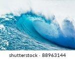 ocean wave   Shutterstock . vector #88963144