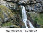 Upper Waterfall Gordale Scar