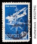 ussr   circa 1978  a stamp... | Shutterstock . vector #89237941