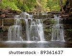 ������, ������: Ash Gill Waterfall