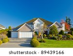 a very neat and tidy home with... | Shutterstock . vector #89439166