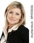 Business Woman Portrait...