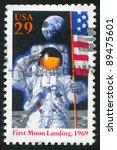 united states   circa 1994  a... | Shutterstock . vector #89475601