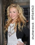 peyton list at the los angeles... | Shutterstock . vector #89564563