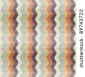 seamless retro geometric zig... | Shutterstock .eps vector #89743723