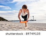 Dive - stock photo