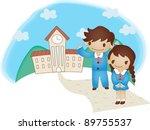 new term | Shutterstock .eps vector #89755537