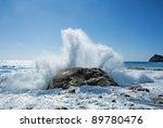 Sea Storm Rock