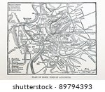 map of ancient rome at the time ... | Shutterstock . vector #89794393