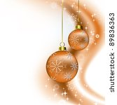 christmas background. abstract... | Shutterstock . vector #89836363