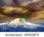 Mount Rainier Is A Massive...